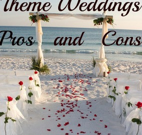 Rose petals line the bridal path leading to the wedding arch on the beach.