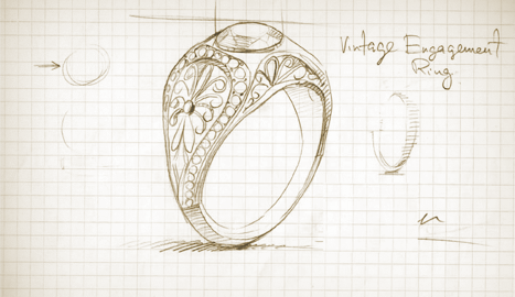 Custom-ring-sketch