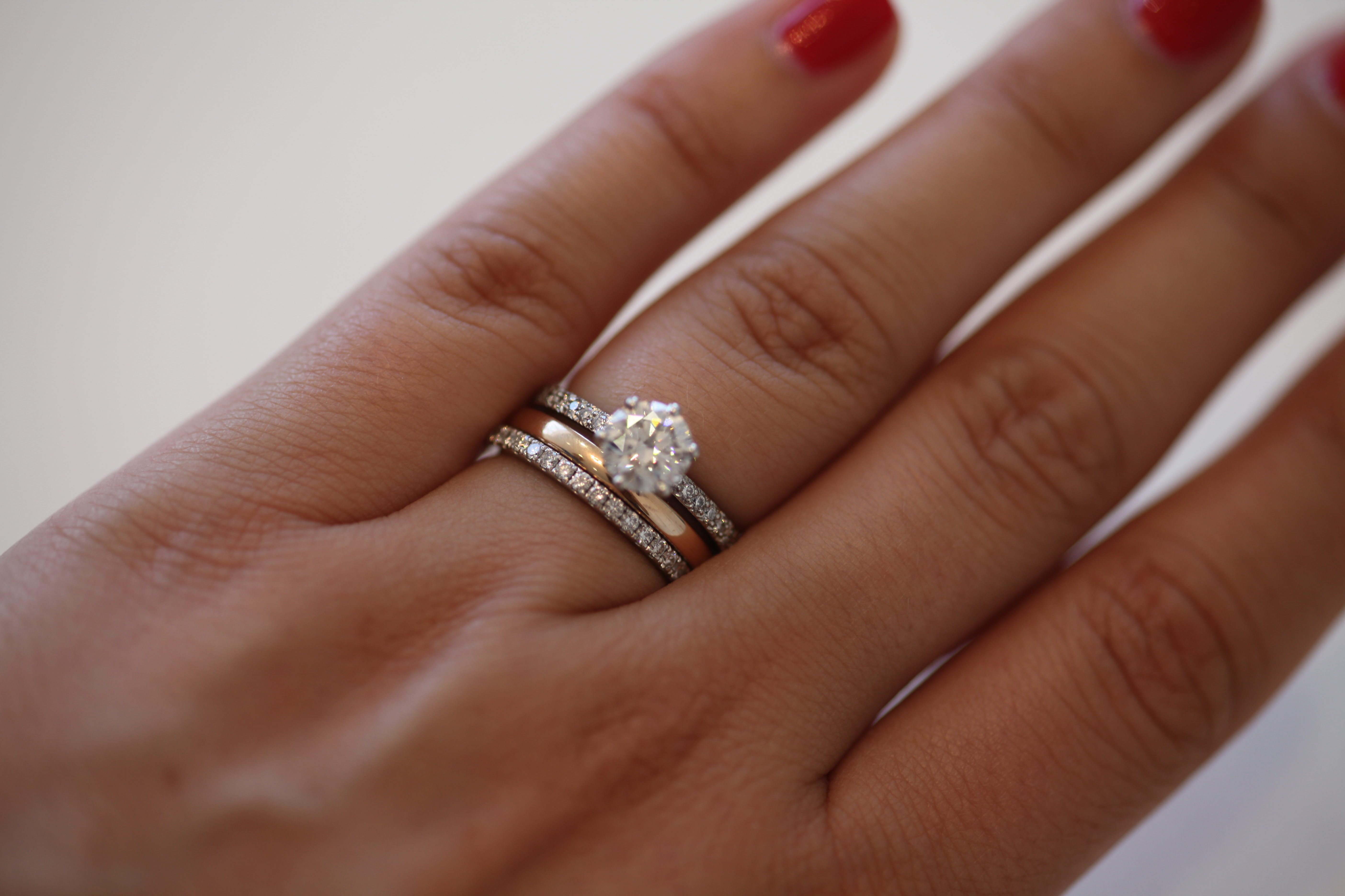 You Love To Give Me Wedding Rings Photos
